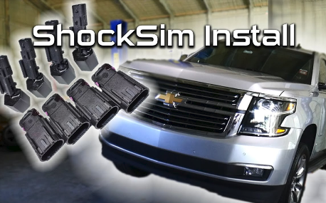 GM Shock Simulators - Xineering, LLC